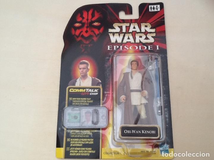 Figuras y Muñecos Star Wars: Star wars hasbro Obi Wan Kenobi - Foto 10 - 171013765