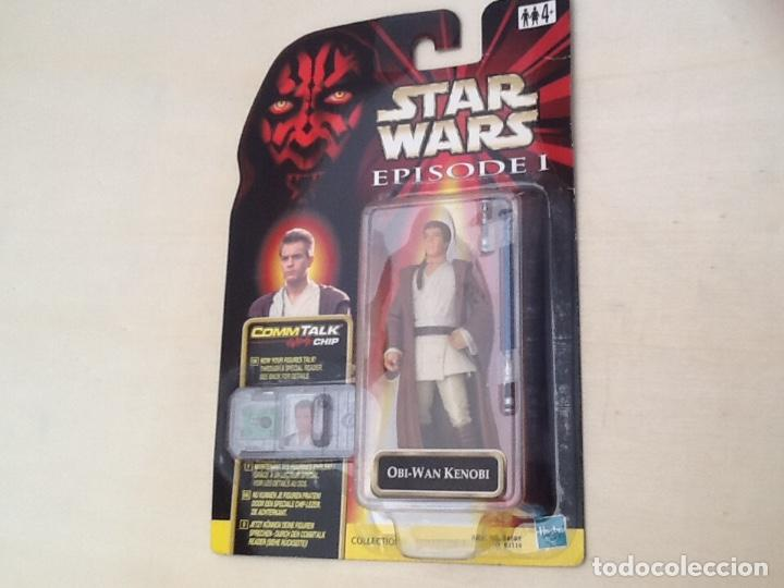 Figuras y Muñecos Star Wars: Star wars hasbro Obi Wan Kenobi - Foto 11 - 171013765
