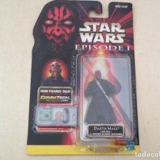 Figuras y Muñecos Star Wars: STAR WARS HASBRO DARTH MAUL. Lote 171047079