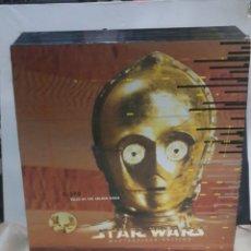 Figuras y Muñecos Star Wars: C 3PO STAR WARS LIMITED MASTERPIECE EDITION HASBRO EN CAJA. Lote 171053900