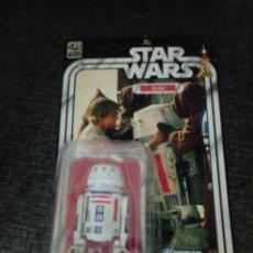 Figuras y Muñecos Star Wars: STAR WARS FIGURA VINTAGE DROID R5-D4 40 ANIVERSARIO. NEW. KENNER BLISTER DAÑADO. Lote 171156435