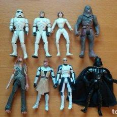 Figuras y Muñecos Star Wars: LOTE FIGURAS STAR WARS. LOTE 2.. Lote 171264490