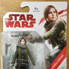 Figuras y Muñecos Star Wars: STAR WARS - JYN ERSO. Lote 171266562