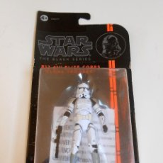 Figuras y Muñecos Star Wars: STAR WARS THE BLACK SERIES ELITE CROPS CLONE TROOPER SOLDADO IMPERIAL BLISTER GUERRA GALAXIAS FIGURE. Lote 171349098