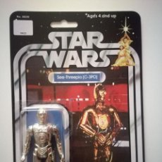 Figuras y Muñecos Star Wars: BLISTER C3PO STAR WARS KENNER. Lote 171371182