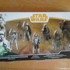 Figuras y Muñecos Star Wars: STAR WARS FORCE LINK 2.0 DISNEY HASBRO. Lote 171397520