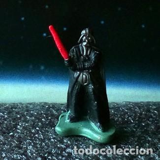 Figuras y Muñecos Star Wars: Darth Vader / Star Wars / Micro Machines Micromachines / Miniatura - Foto 1 - 171744067