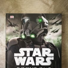 Figuras y Muñecos Star Wars: STAR WARS ROGUE ONE LA GUIA VISUAL DEFINITIVA . Lote 171794848