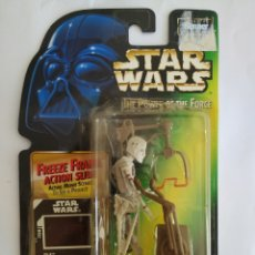 Figuras y Muñecos Star Wars: STAR WARS 8D8 THE POWER OF THE FORCE KENNER BLISTER NUEVO SIN ABRIR. Lote 171807932