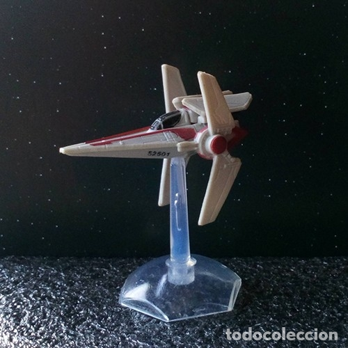 V-WING / STAR WARS II / MICRO MACHINES MICROMACHINES / DISNEY / MINIATURA (Juguetes - Figuras de Acción - Star Wars)