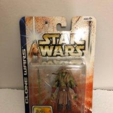 Figuras y Muñecos Star Wars: STAR WARS-KIT FISTO-CLONE WARS/HASBRO 2003. Lote 172456597