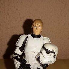 Figuras y Muñecos Star Wars: STAR WARS HASBRO LUKE SKYWALKER STORMTROOPER. Lote 172587255