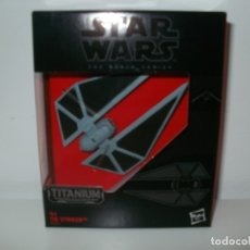 Figuras y Muñecos Star Wars: STAR WARS THE BLACK SERIES TITANIUM SERIES THE STRIKER HASBRO. Lote 172691275
