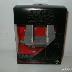 Figuras y Muñecos Star Wars: STAR WARS THE BLACK SERIES TITANIUM SERIES IMPERIAL CARGO SHUTTLE SW-0608 HABRO. Lote 172691387