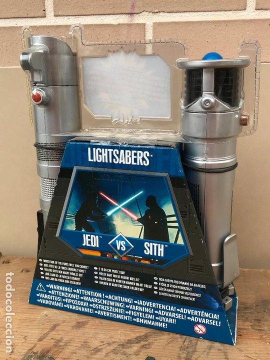 Figuras y Muñecos Star Wars: lightsabers star wars carrefour exclusivo - Foto 2 - 172701220