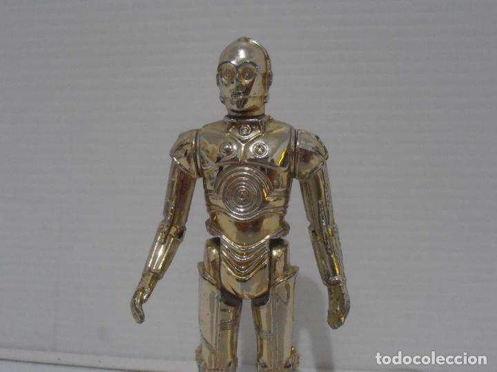 Figuras y Muñecos Star Wars: FIGURA STAR WARS, KENNER VINTAGE, C-3PO, LA GUERRA DE LAS GALAXIAS, C-8 - Foto 3 - 173013449