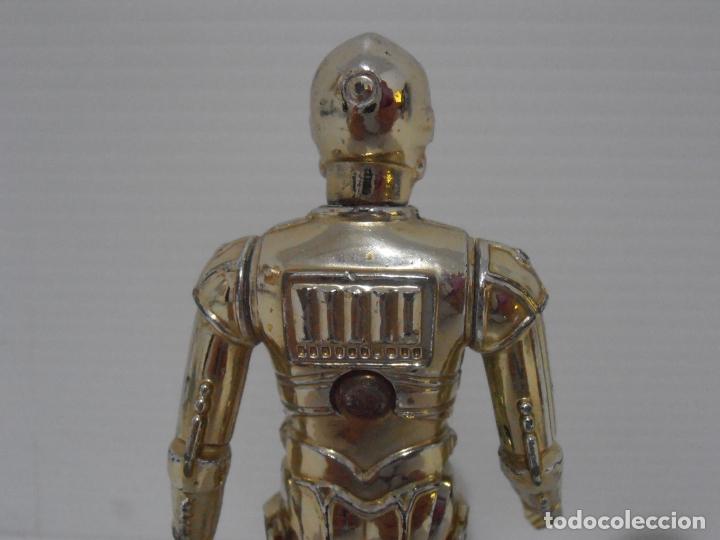 Figuras y Muñecos Star Wars: FIGURA STAR WARS, KENNER VINTAGE, C-3PO, LA GUERRA DE LAS GALAXIAS, C-8 - Foto 7 - 173013449