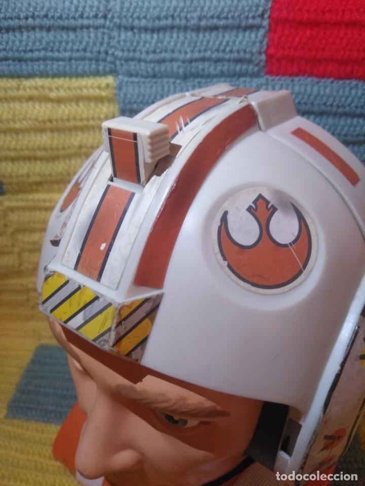 Figuras y Muñecos Star Wars: Difícil busto de Star Wars,La Guerra de las Galaxias,Lewis Galoob Toys,1996 - Foto 7 - 173034369