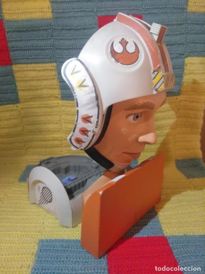 Figuras y Muñecos Star Wars: Difícil busto de Star Wars,La Guerra de las Galaxias,Lewis Galoob Toys,1996 - Foto 9 - 173034369