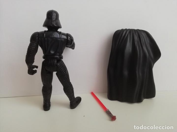 Figuras y Muñecos Star Wars: Dark Vador, Darth Vader, Star Wars, Kenner 1995 - Foto 2 - 173251379
