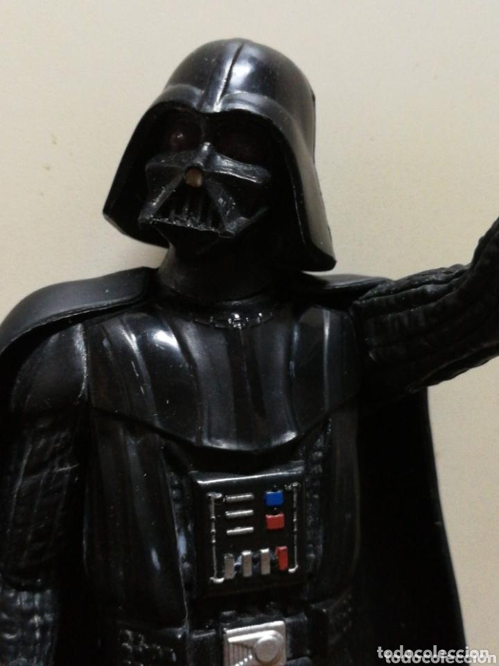 Figuras y Muñecos Star Wars: FIGURA ARTICULADA STAR WARS DARTH VADER, HASBRO 15CM. - Foto 2 - 173385682