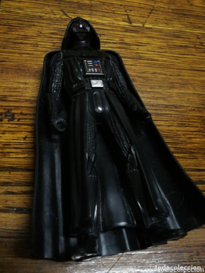 Figuras y Muñecos Star Wars: FIGURA ARTICULADA STAR WARS DARTH VADER, HASBRO 15CM. - Foto 4 - 173385682