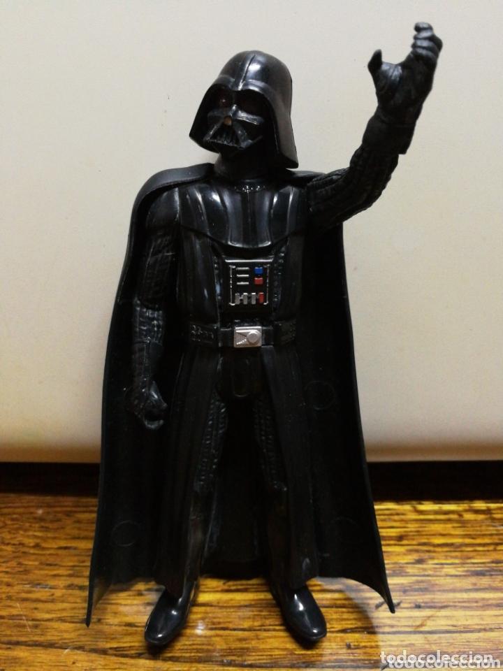 FIGURA ARTICULADA STAR WARS DARTH VADER, HASBRO 15CM. (Juguetes - Figuras de Acción - Star Wars)