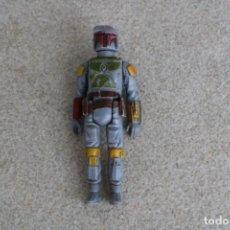 Figuras y Muñecos Star Wars: FIGURA ACCIÓN VINTAGE STAR WARS KENNER BOBA FETT 1979 HONG KONG LUCASFILM CPG. Lote 111995388