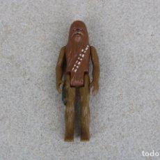 Figuras y Muñecos Star Wars: FIGURA ACCIÓN VINTAGE STAR WARS KENNER CHEWBACCA 1977 HONG KONG GMFGI. Lote 173510315