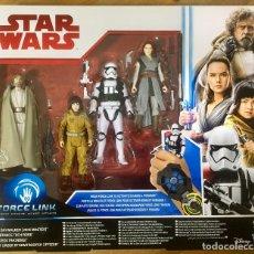 Figuras y Muñecos Star Wars: STAR WARS - FORCE LINK 4 FIGURAS STORMTROOPER. Lote 173627489
