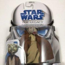 Figuras y Muñecos Star Wars: FIGURA WIOSLEA - STAR WARS - LEGACY COLLECTION- HASBRO. Lote 172721969