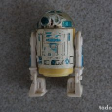 Figuras y Muñecos Star Wars: FIGURA ACCIÓN VINTAGE STAR WARS KENNER R2-D2 SOLID DOME CABEZA SÓLIDA 1977 R2D2 R2. Lote 116547135