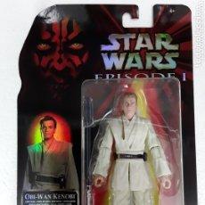Figuras e Bonecos Star Wars: FIGURA OBI-WAN STAR WARS EPISODIO I BLACK SERIES 20 ANIVERSARIO EXCLUSIVA. HASBRO. Lote 173643107