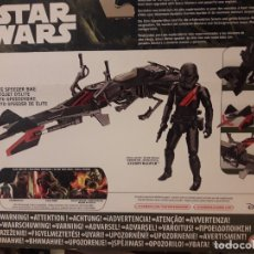 Figuras y Muñecos Star Wars: STAR WARS ELITE SPEEDER BIKE. Lote 173746949