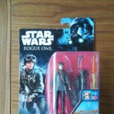 Figuras y Muñecos Star Wars: STAR WARS ROGUE ONE FIGURA SERGEANT JYN ERSO HASBRO (EADU). Lote 173868375