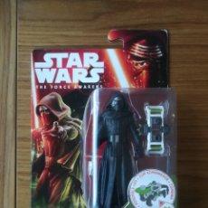 Figuras y Muñecos Star Wars: STAR WARS THE FORCE AWAKENS FIGURA KYLO REN HASBRO. Lote 173868520