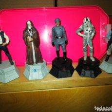 Figuras y Muñecos Star Wars: 11 FIGURAS PLOMO STAR WARS. Lote 173951865