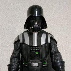 Figuras y Muñecos Star Wars: FIGURA STAR WARS , LA GUERRA DE LA GALAXIA , DARTH VADER MUY GRANDE JAKKS PACIFIC , 80 CMS . Lote 174109178