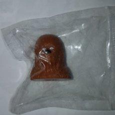 Figuras y Muñecos Star Wars: FIGURA PVC STAR WARS PARA LÁPIZ CHEWACCA LFL PRECINTADO MUÑECO DISNEY PERFECTO CUSTOMIZAR PLAYMOBIL. Lote 174167320