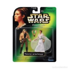 Figuras y Muñecos Star Wars: HASBRO JAPAN PRINCESS LEIA COLLECTION PRINCESS LEIA AND LUKE SKYWALKER IMPORTADO DE JAPÓN. Lote 174227415