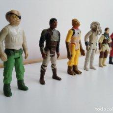 Figuras y Muñecos Star Wars: LOTE 6 FIGURAS STAR WARS KENNER LFL AÑOS 80. Lote 174329132