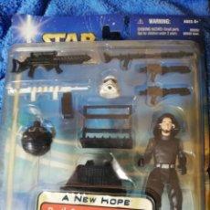 Figuras y Muñecos Star Wars: MUÑECO STRS WARS.. BLISTER.. SIN ABRIR. Lote 174391890