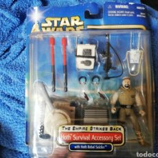 Figuras y Muñecos Star Wars: FIGURA STAR WARS.. EN SU BLISTER SIN ABRIR. Lote 174392059