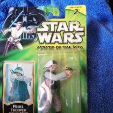 Figuras y Muñecos Star Wars: FIGURA DE STAR WARS.. EN SU BLISTER.. SIN USAR. Lote 174392194