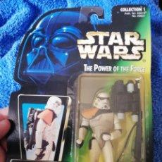 Figuras y Muñecos Star Wars: FIGURA STARS WARS.. EN SU BLISTER.. SIN USO... Lote 174392343