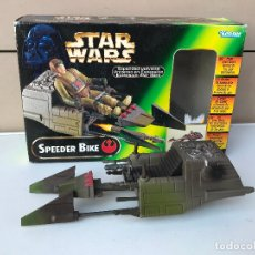 Figuras y Muñecos Star Wars: SPEEDER BIKE EN CAJA SIN FIGURA - STAR WARS THE POWER OF THE FORCE - KENNER. Lote 174410730