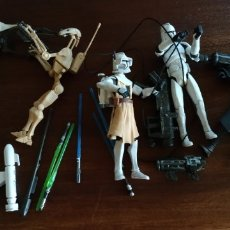 Figuras y Muñecos Star Wars: LOTE FIGURAS STAR WARS. Lote 174428142