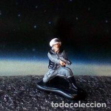 Figuras y Muñecos Star Wars: TROPA REBELDE DE ALDERAAN 2 DE 4 / STAR WARS IV / MICRO MACHINES MICROMACHINES / MINIATURA. Lote 174443462