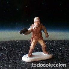Figuras y Muñecos Star Wars: SOLDADO REBELDE DE HOTH 1 DE 4 / STAR WARS V / MICRO MACHINES MICROMACHINES / MINIATURA. Lote 195459366