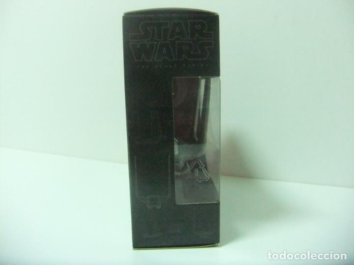 Figuras y Muñecos Star Wars: NAVE IMPERIAL CARGO SHUTTLE SW-0608 - STAR WARS THE BLACK SERIES TITANIUM Nº 31 DISNEY HASBRO B9565 - Foto 4 - 174468782